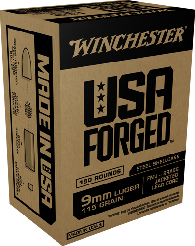 USA Forged ammunition box